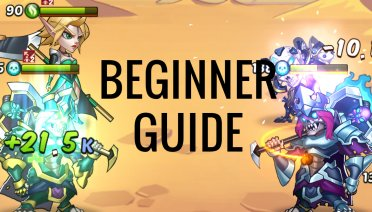 Idle Heroes: The Instant Guide To PvP Team Composition - 2019