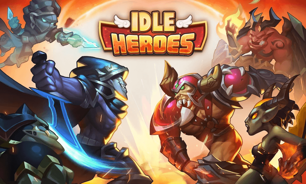 Idle Heroes New