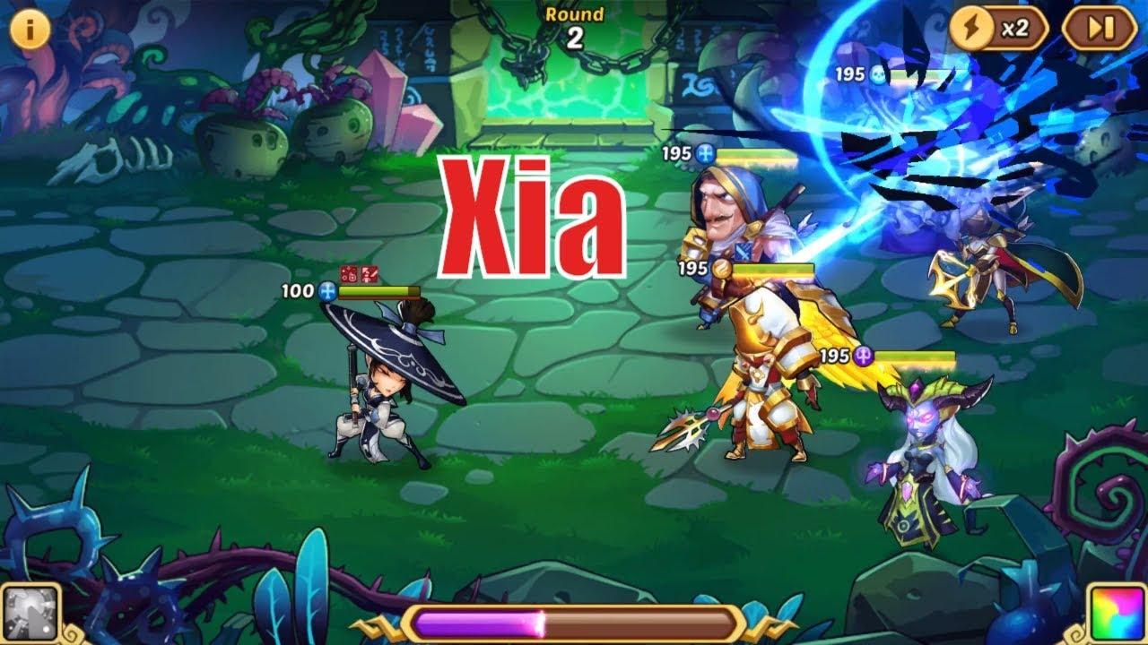 XIA Idle Heroes