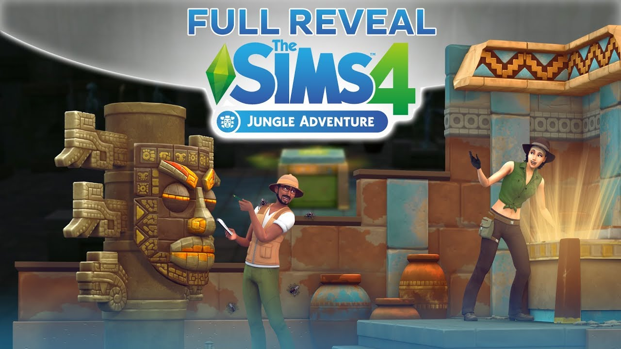 How to get to the island in Sims 4: Jungle Adventure Guide