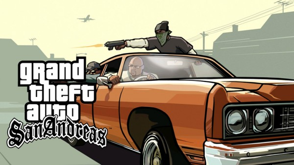 GTA San Andreas codes: cars, weapons, money, infinite life and others